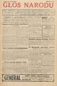 Głos Narodu. 1931, nr172