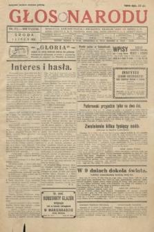 Głos Narodu. 1931, nr173