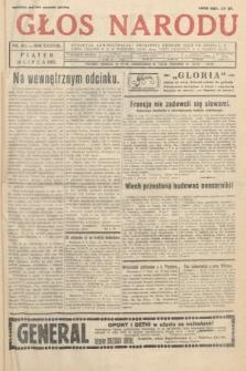 Głos Narodu. 1931, nr182