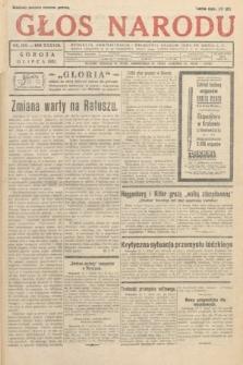 Głos Narodu. 1931, nr183