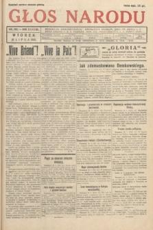 Głos Narodu. 1931, nr193