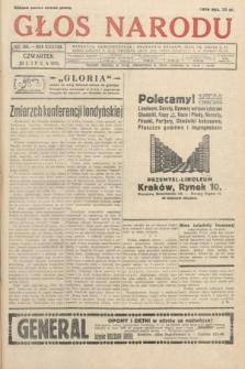 Głos Narodu. 1931, nr195