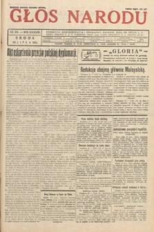 Głos Narodu. 1931, nr201