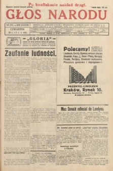Głos Narodu. 1931, nr202