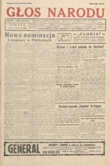 Głos Narodu. 1931, nr203