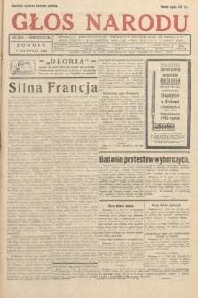 Głos Narodu. 1931, nr204