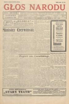 Głos Narodu. 1931, nr211