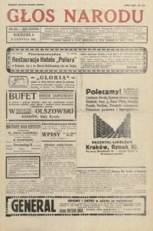 Głos Narodu. 1931, nr212