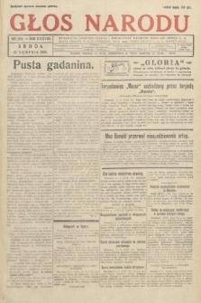 Głos Narodu. 1931, nr215