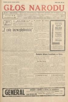 Głos Narodu. 1931, nr217