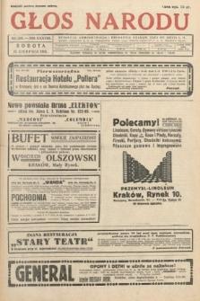 Głos Narodu. 1931, nr218