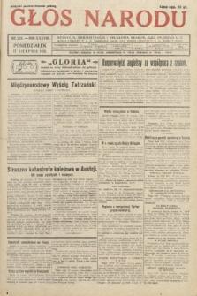 Głos Narodu. 1931, nr219