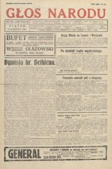 Głos Narodu. 1931, nr223