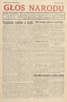 Głos Narodu. 1931, nr228