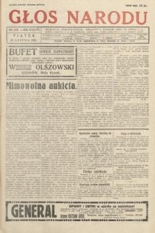 Głos Narodu. 1931, nr230