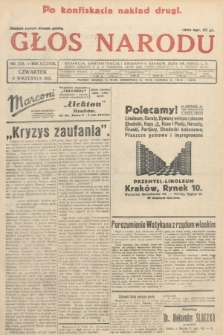 Głos Narodu. 1931, nr236