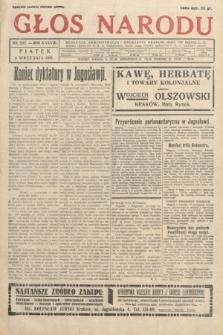 Głos Narodu. 1931, nr237