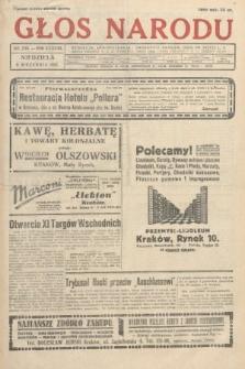 Głos Narodu. 1931, nr239