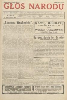 Głos Narodu. 1931, nr241