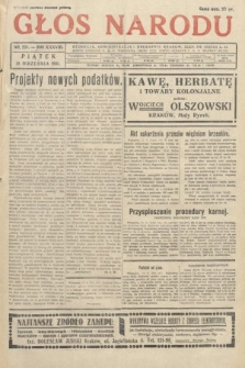 Głos Narodu. 1931, nr251