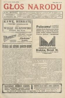 Głos Narodu. 1931, nr253