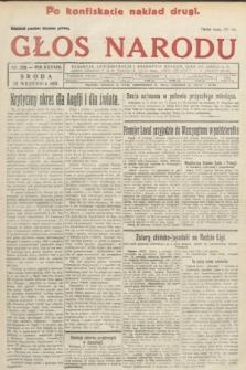 Głos Narodu. 1931, nr256