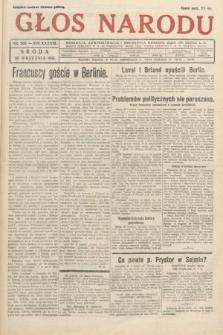 Głos Narodu. 1931, nr263