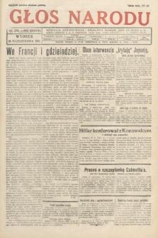 Głos Narodu. 1931, nr276