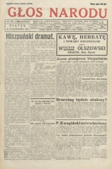 Głos Narodu. 1931, nr279