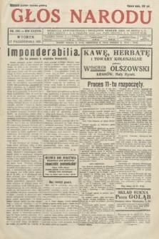 Głos Narodu. 1931, nr290