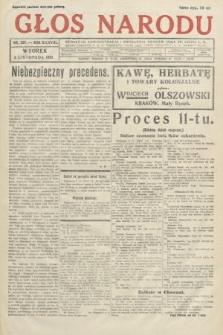 Głos Narodu. 1931, nr297
