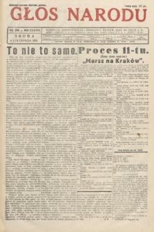 Głos Narodu. 1931, nr298