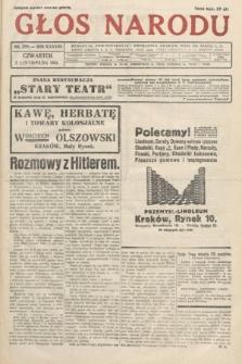 Głos Narodu. 1931, nr299