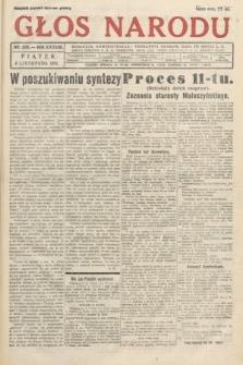 Głos Narodu. 1931, nr300