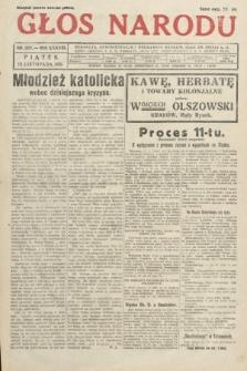 Głos Narodu. 1931, nr307