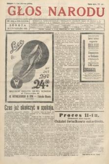 Głos Narodu. 1931, nr308