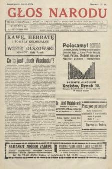 Głos Narodu. 1931, nr309