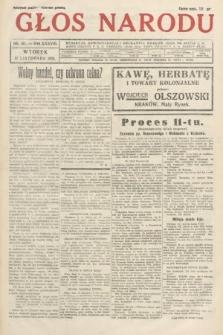 Głos Narodu. 1931, nr311
