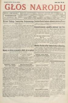 Głos Narodu. 1931, nr317