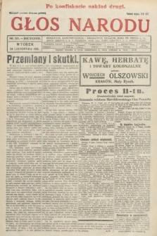 Głos Narodu. 1931, nr318