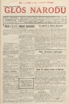 Głos Narodu. 1931, nr324