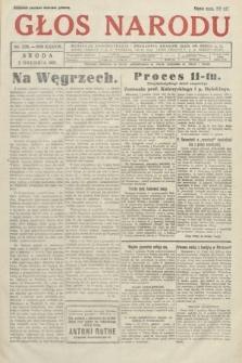 Głos Narodu. 1931, nr326
