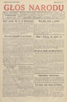 Głos Narodu. 1931, nr331