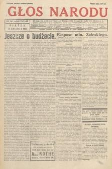 Głos Narodu. 1931, nr341