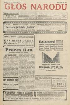 Głos Narodu. 1931, nr343