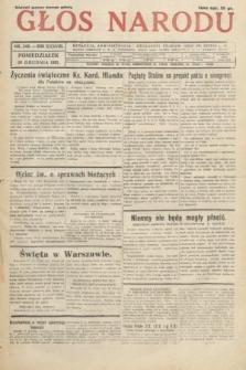 Głos Narodu. 1931, nr348