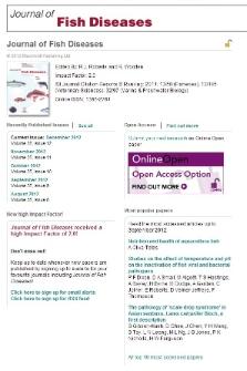 Journal of Fish Diseases