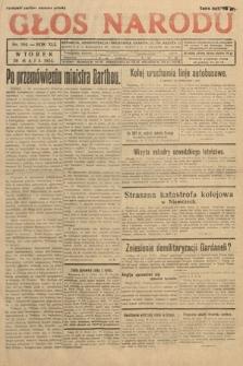 Głos Narodu. 1934, nr144