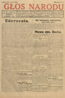 Głos Narodu. 1934, nr148