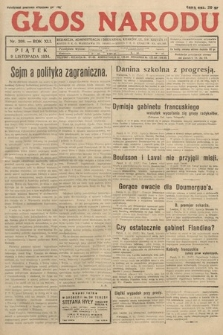Głos Narodu. 1934, nr308